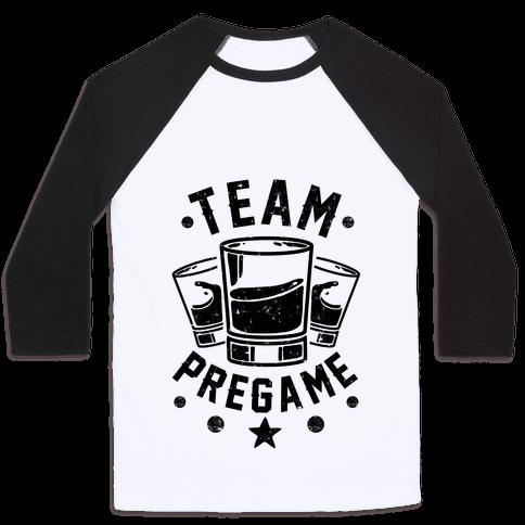 Team Pregame