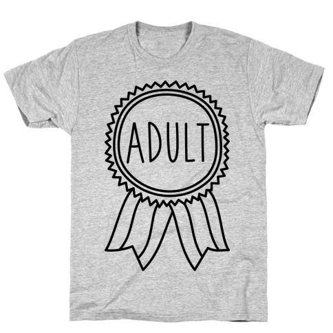 Adult Award T-Shirt