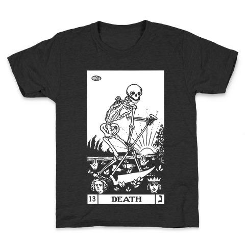 Death Tarot Kids T-Shirt