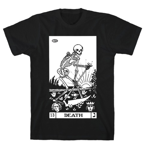 Death Tarot T-Shirt