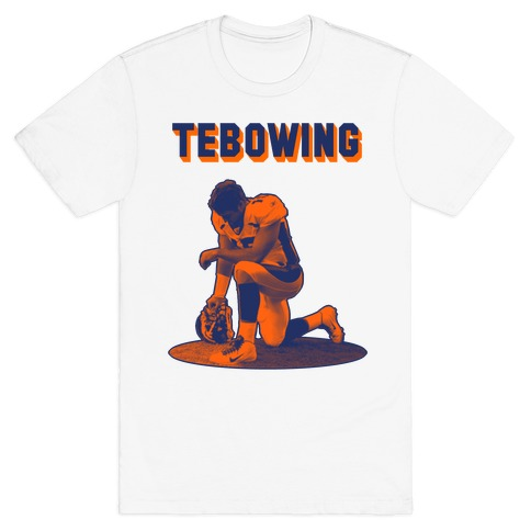 Tebowing T-Shirt