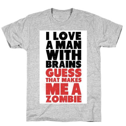 Brains T-Shirt