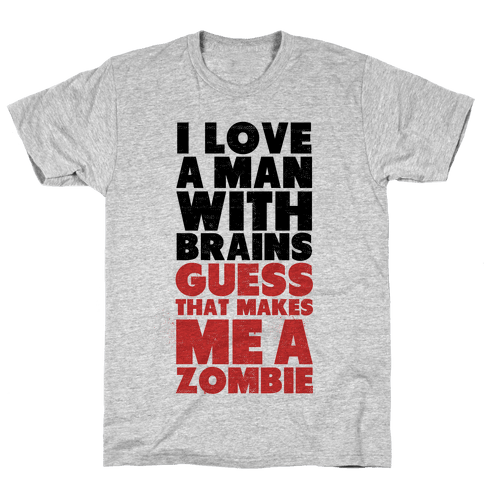 Brains Mens T-Shirt