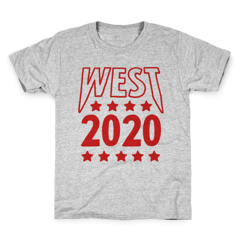 West 2020 Kids T-Shirt