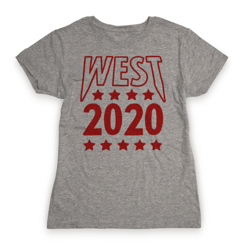 West 2020 Womens T-Shirt