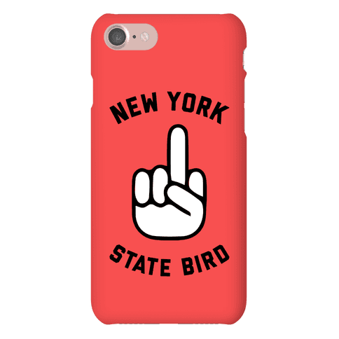 New York State Bird Phone Case