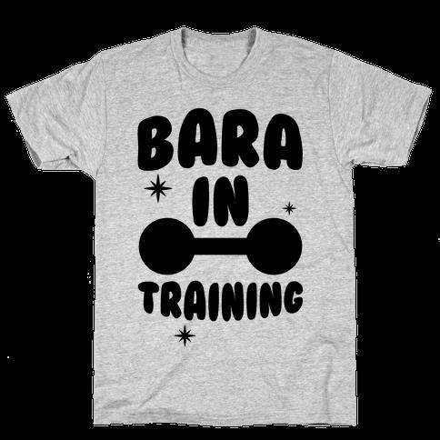 Bara In Training Mens T-Shirt