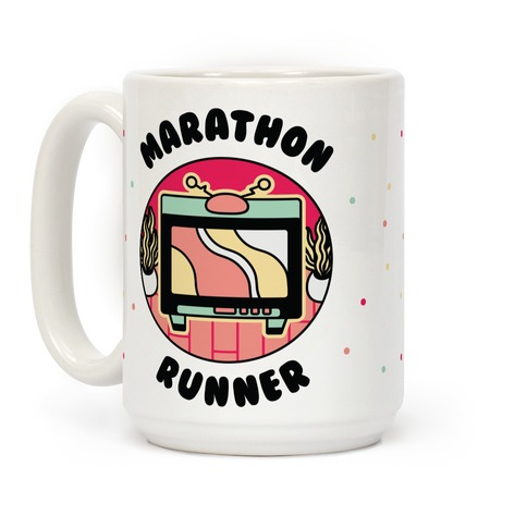 (TV) Marathon Runner  Coffee Mug