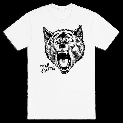 Werewolves Like Jacob Mens T-Shirt