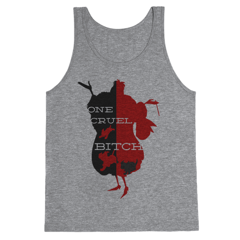 One Cruel Bitch Tank Top