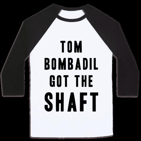 Tom Bombadil Baseball Tee