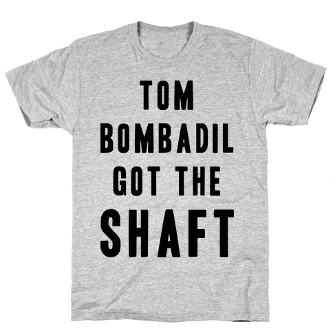 Tom Bombadil Mens T-Shirt