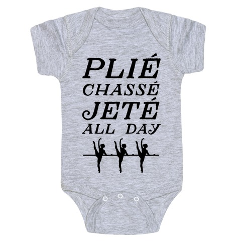 Pli Chass Jet All Day Baby Onesy