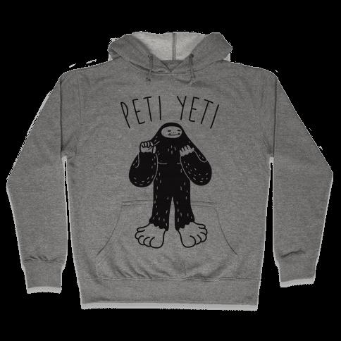 Peti Yeti Hooded Sweatshirt