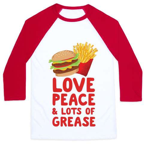 Love, Peace, & Lots of Grease