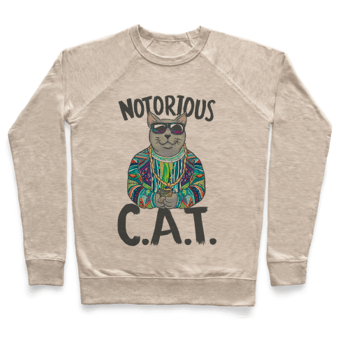 Notorious C.A.T. Pullover