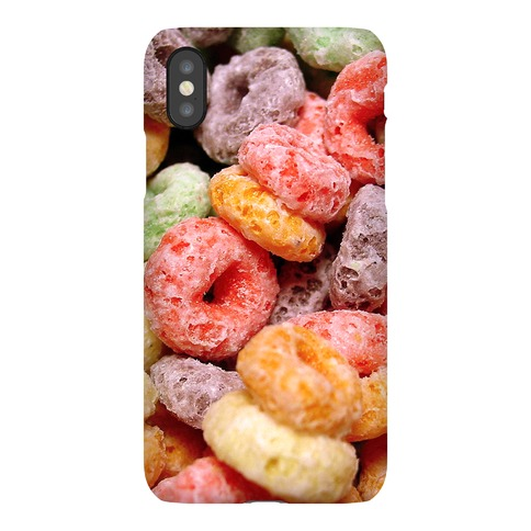 Cereal Case Phone Case