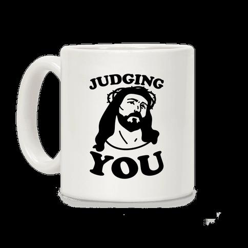 Judging You Jesus