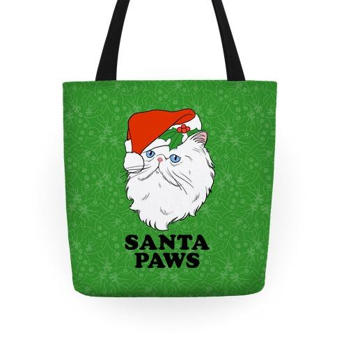 Santa Paws Tote