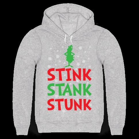 Stink Stank Stunk