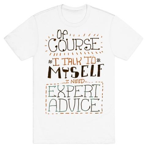 Expert Mens T-Shirt