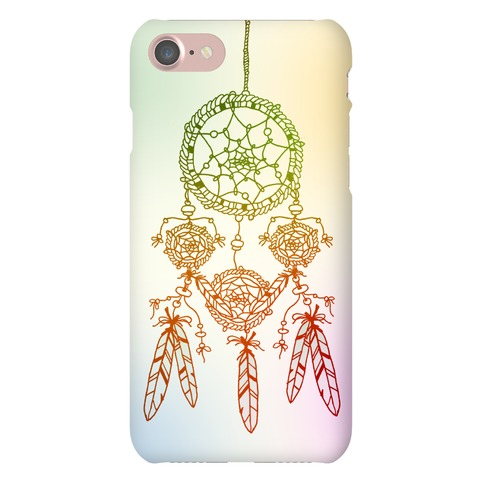 Ombre Dreamcatcher Phone Case