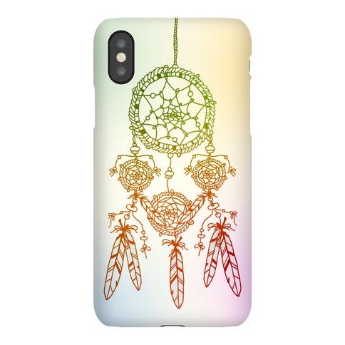 Ombre Dreamcatcher Phone Case