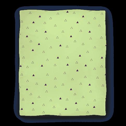 Triangle Pattern Blanket Blanket