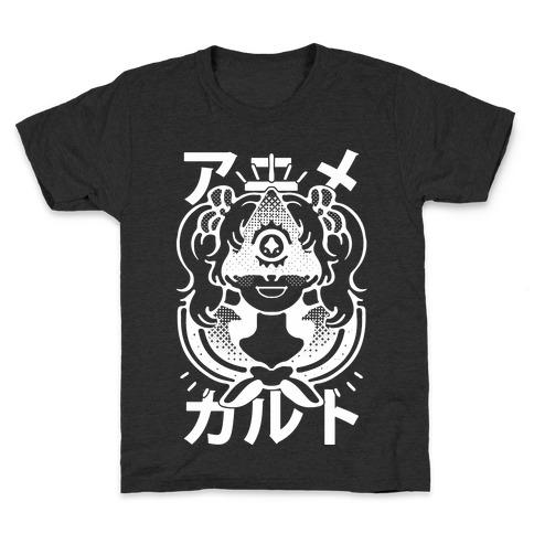 Anime Illuminati Cult Kids T-Shirt