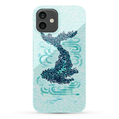 The Whale And The School Phone Case