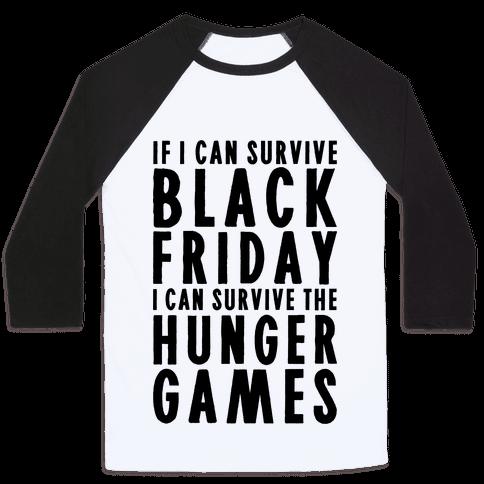Black Friday Hunger Games