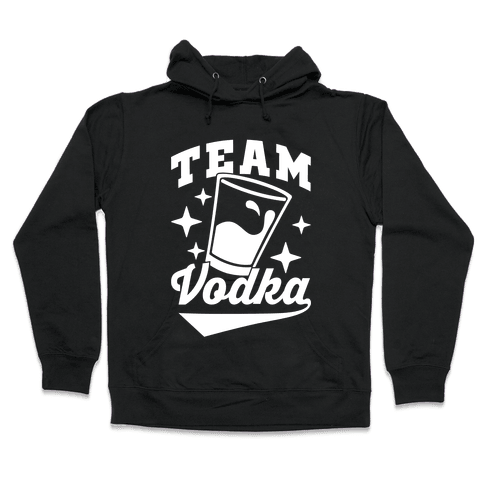 Team Vodka Hooded Sweatshirt