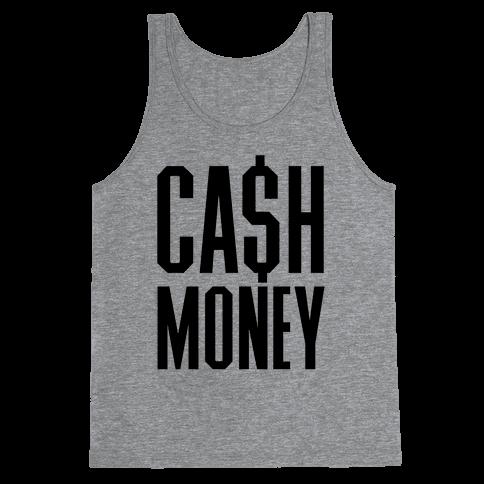 Cash Money Tank Top