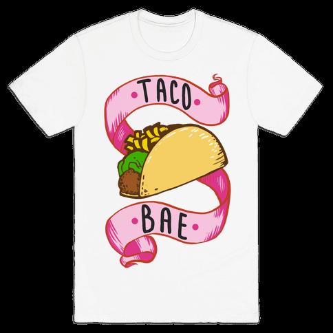 Taco Bae Mens T-Shirt