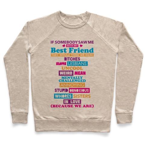 Best Friends Pullover