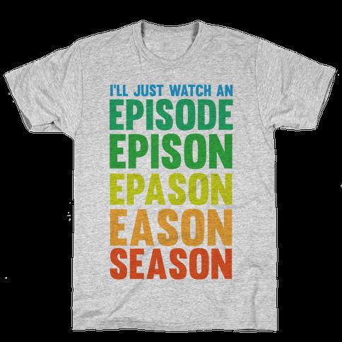 Episode...Season Mens T-Shirt