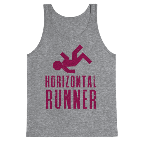 Horizontal Runner Tank Top