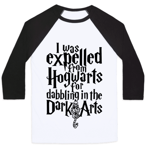 I Was Expelled From Hogwarts For Dabbling In The Dark Arts
