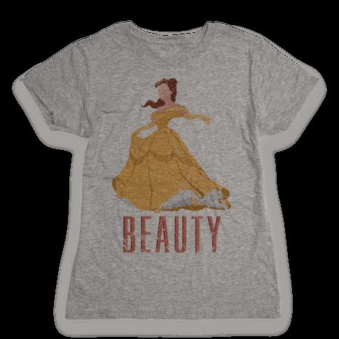 The Beauty Womens T-Shirt