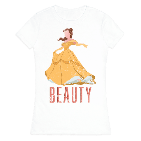 The Beauty Womens T-Shirt