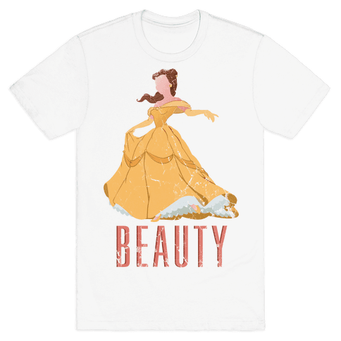 The Beauty Mens T-Shirt