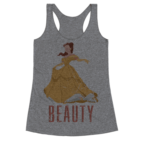 The Beauty Racerback Tank Top