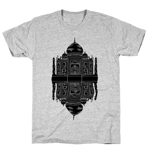 Taj Mahal Mens T-Shirt