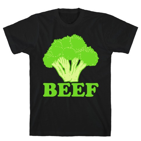 BEEF Mens T-Shirt
