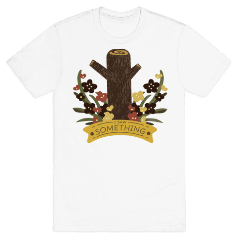 Log Lady's Log Mens T-Shirt