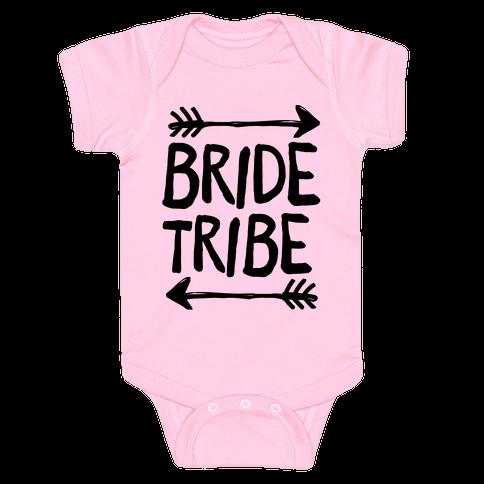 Bride Tribe Baby Onesy