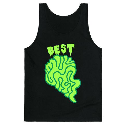 Best Zombies Green (Part 1) Tank Top