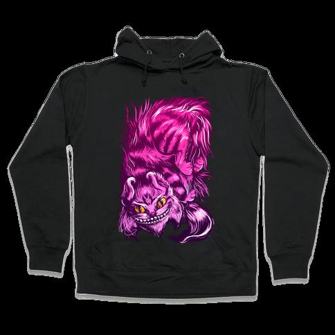 Cheshire Cat Hooded Sweatshirt