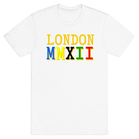London MMXII T-Shirt