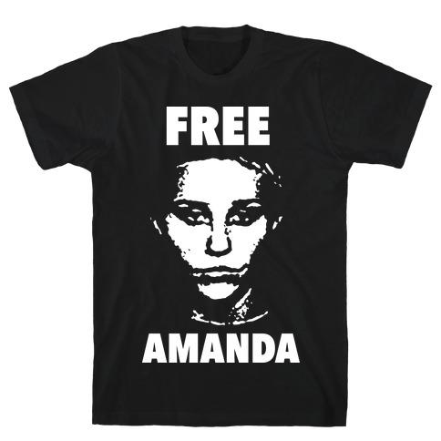 Free Amanda T-Shirt
